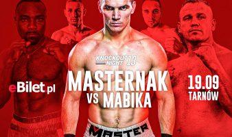 KBN13: Masternak zmierzy się z Mabiką w walce wieczoru!
