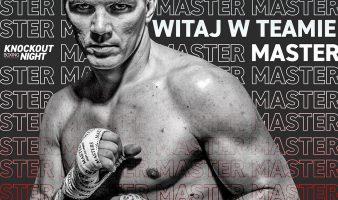 Mateusz Masternak podpisuje kontrakt z Knockout Promotions!