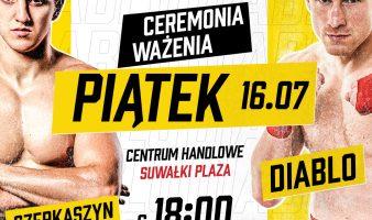 KBN16: Otwarta ceremonia ważenia w Suwałki Plaza