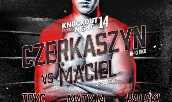 KBN14: Czerkaszyn w walce wieczoru!